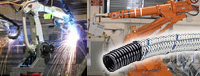 Stainless Steel overbraid nylon conduit for Harsh Environments, Offshore/Petrochemical